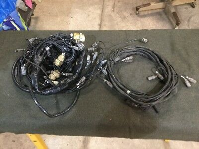 military truck mutt m151 a2 complete wiring electrical harness front Wiring Harness for Eclipse