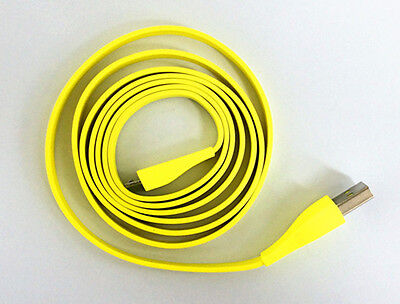 For Logitech UE BOOM Bluetooth Speaker PC/DC charger Micro USB Cable 1.2m