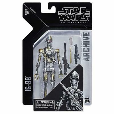 Hasbro Star Wars Black Series Archive IG-88 Action Figure - 16cm