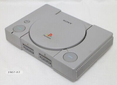 SONY PS1 Console SCPH-5000 S KISARAZU NTSC-J Working Made in Japan 1907-083