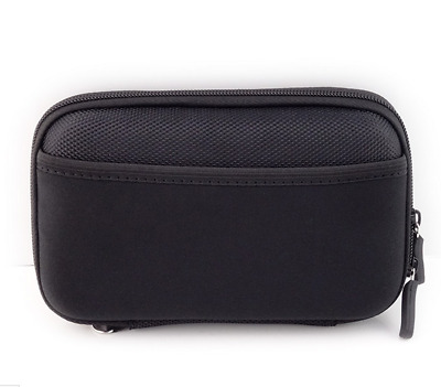 Electronic Accessory Organizer Small Hard Protective Travel Pouch Carrying Case