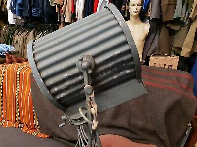 Vintage Stage Spot Light Wollensak Optical Co Theater