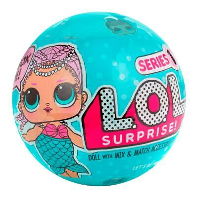 LOL Surprise Doll Series 1 Sidekick Mermaid L.O.L Figure MGA 79FBzs1