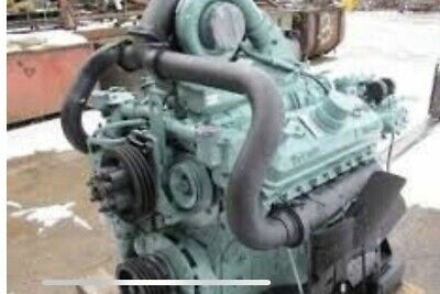 DETROIT DIESEL ENGINE 8V92Ta With Jake Brakes - $4,895 00 | PicClick
