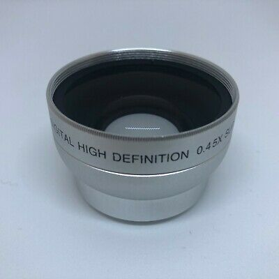 0.4 5x Super Wide Angle Tele Converter Lens with Macro