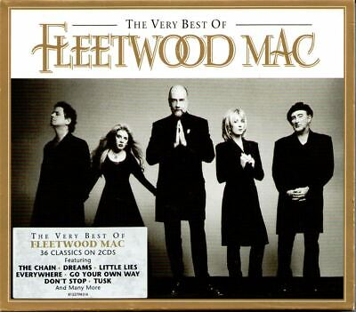 Fleetwood Mac - The Very Best Of Fleetwood Mac (2009,Remastered) M/M