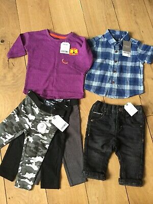 Next Baby Boy Brand New With Tags Clothes 3-6 Months