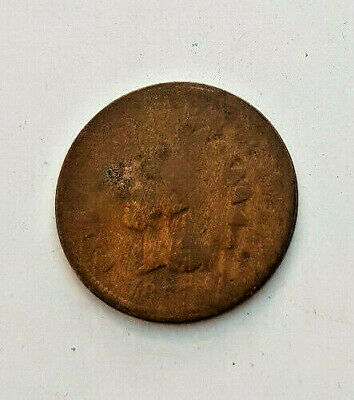 1867  Bronze INDIAN HEAD CENT Cent Penny