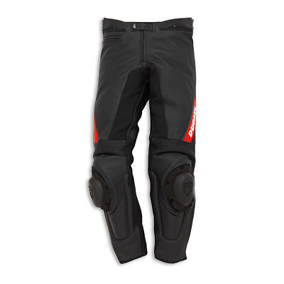 Ducati Sport - C2 Leather Trousers with Sliders 981028758