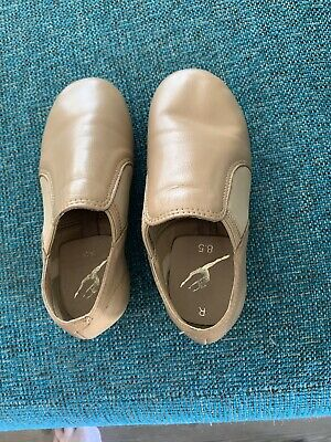 Childs Pull On Jazz Shoes Size 8.5