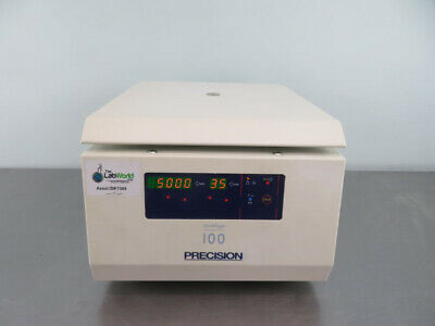Thermo Precision Durafuge 100 Centrifuge with Rotor with Warranty SEE VIDEO