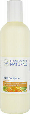 Handmade Naturals Olive and Jojoba Unscented Hair Conditioner. Brand New