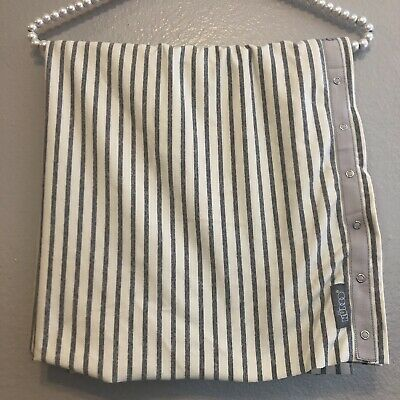 Nuroo Nursing Cover Scarf Breastfeeding Breast Cover Striped