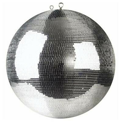 Professional Club Mirror Ball 50cm With 5 x 5mm Facets