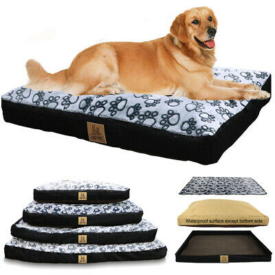 Plush Dog Beds Mat Super Large Dog Cat Pet Bed Crates Kennel House or Many Doggy