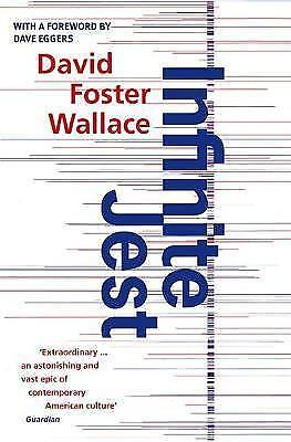 Infinite Jest, Foster Wallace, David, New Book