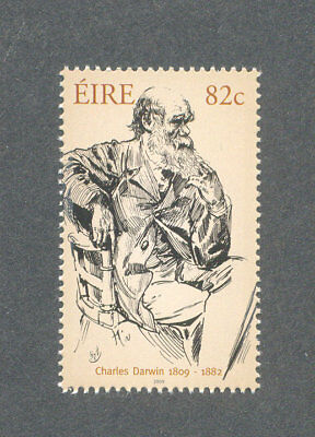 Ireland Charles Darwin mnh -Science-Nature-Art(2009) 1936