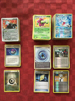 Lotto n° 375 Pokemon Carte Pokemon Italiane-Inglese