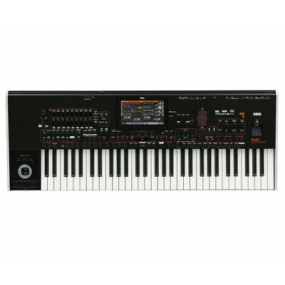 Korg Pa4x61 Arranger Workstation with 61 Keys