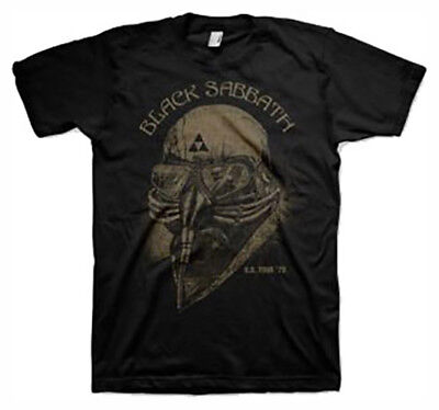 BLACK SABBATH - U.S. Tour '78 - t shirt S,M,L,XL,2XL New Merchandise Official