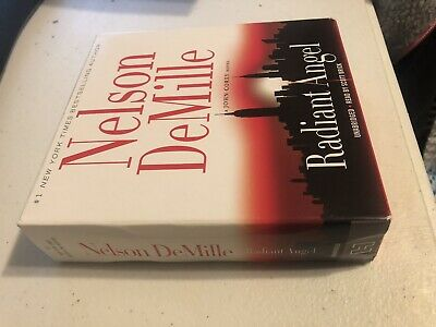 USED AudioBook RADIANT ANGEL by NELSON DEMILLE UNABRIDGED on CD