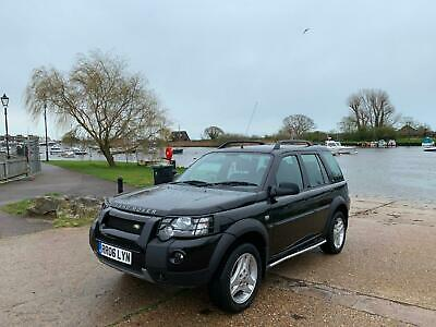 2006 Land Rover Freelander 2.0TD4 Auto Freestyle 4 x 4 5 Door Estate (1 Owner )
