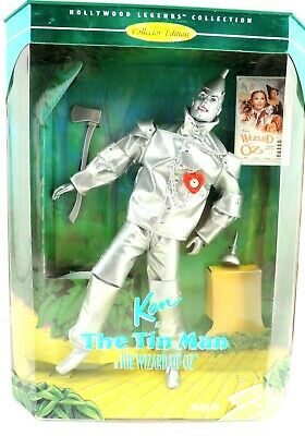 Mattel 1995 Ken as The Tin Man Doll *NIB* 14902 Collector/'s Edition