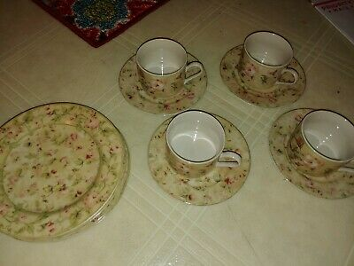 222 Fifth Savannah Set Of 12 Dishes