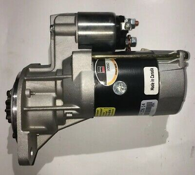 International Delco Remy Thermo King Refrigeration Starter 12V 9T DR93592 93592