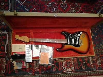 Fender Stratocaster Stevie Ray Vaughan - 1992 - Hector Montes