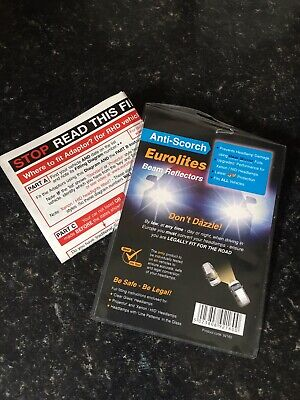 Eurolites Beam Deflectors EU Europe Converters Headlight