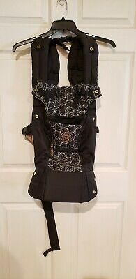 Lillebaby Complete Baby Carrier Embossed Black Diamond