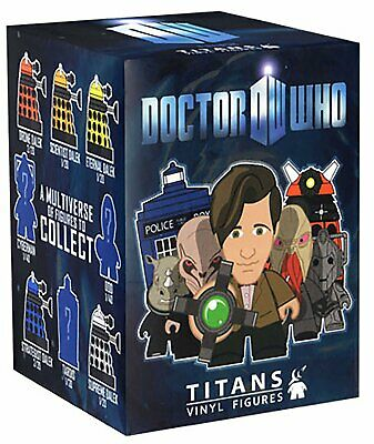 Dr. Who Titans Vinyl Figures Mystery Blind Pack Includes 1 Figure Series 1