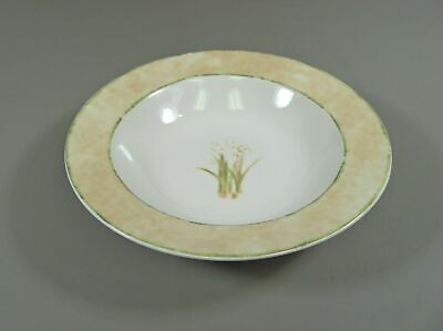Reduced! 222 Fifth Dinnerware NARCISSUS Rim Soup Bowl(s) Excellent  Multi Avail