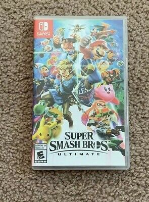 Super Smash Bros. Ultimate Limited Edition (Nintendo Switch, 2018)