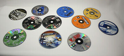 Lot of 11 Sony PlayStation One/PS1 Games-Discs Only-GranTurismo, Worms, TonyHawk