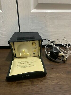 Medela-Pump-In-Style Advanced Double Breast Pump MOTOR Works With Adapter!