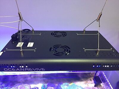 NEW Ocean Revive T247-B Lights w/ Hanging Kit & Timer - FREE SAME DAY SHIPPING