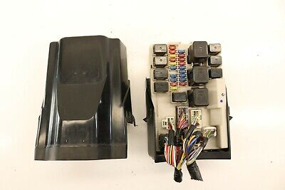 05 g35 coupe m/t vq35de rev up ipdm fuse box relay box electrical junction