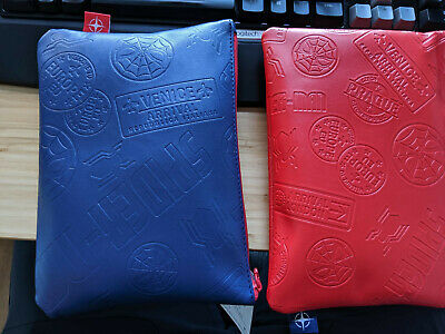 United 'Spider-Man: Far From Home' Limited Edition Amenity Kits -2x's Red & Blue