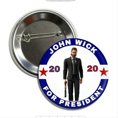 ZiggyMan's Personal Presidential Election Pinback Buttons