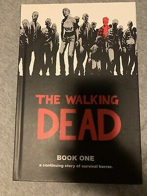 The Walking Dead Book #1 (2006) Signed By Rob Kirkman