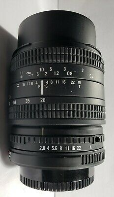 Canon Mt Quantaray 28-70mm f2.8  f4 Zoom Lens Multi Coated made Japan Excellent