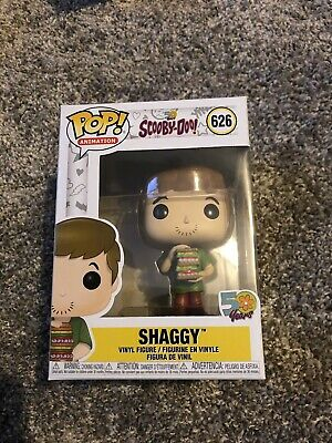 Funko Pop! Animation #626 Shaggy with Sandwich Scooby-Doo 50 Years In Hand New
