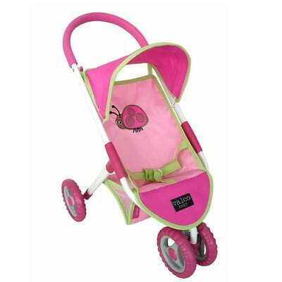 Valco Baby Mini Lady Bug Doll Stroller