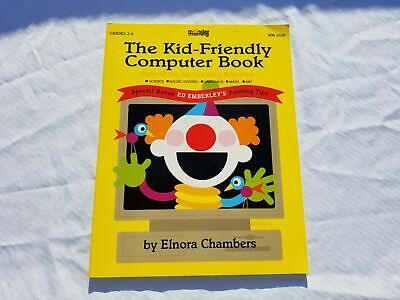 The Kid-Friendly Computer Book State of Art Learning Activities  Elnora Chambe