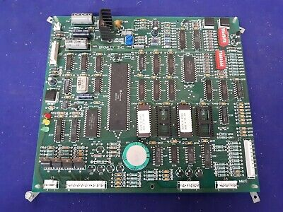 ROCK N' BOWL Main PCB Board Arcade Ticket Redemption by Bromley WORKING
