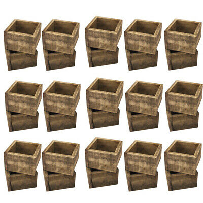 Set Of 30 Bulk Buy And Save Small Distressed Cutlery Box