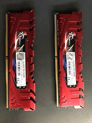 GSKILL 2 X 16GB DDR4-2400, barely used. Will Sell Separately If You Only Need 1