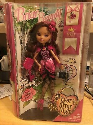 Mattel Ever After High 2013 NIB Briar Beauty Doll
